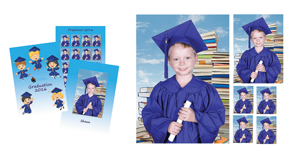 Kindy Graduation A Pack