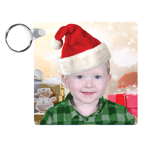 Kindy Christmas Keyring