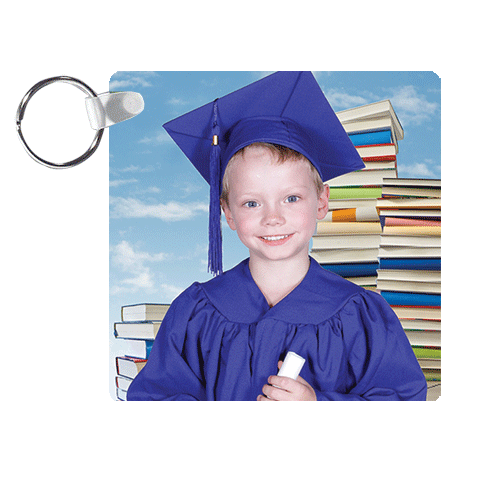 Kindy Graduation Keyring