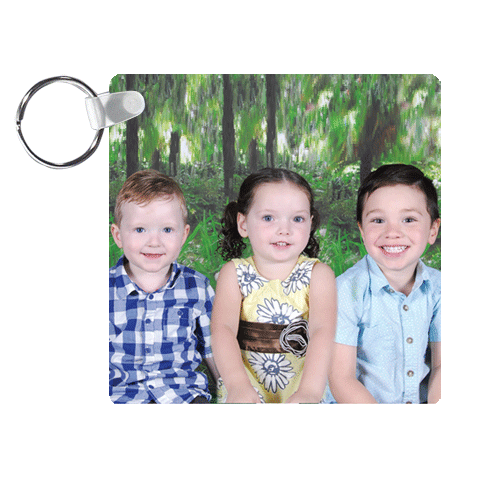 Kindy Sibling Keyring