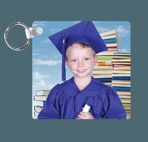 Kindy Graduation Keyring
